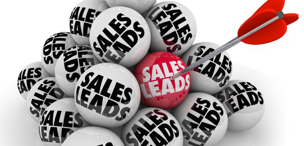 Sales Lead database